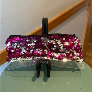 Other - Bedazzled pencil case holder! NWOTs